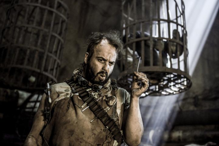 Angus Sampson in Mad Max: Fury Road (2015)