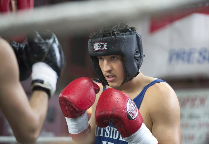 Miles Teller in Bleed for This (2016)