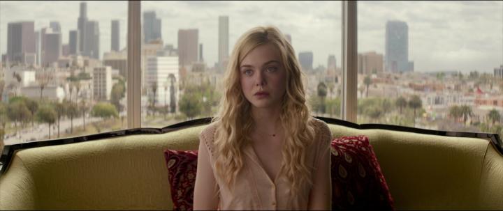 Elle Fanning in The Neon Demon (2016)