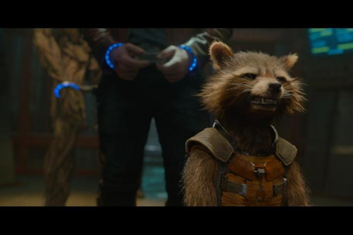 Bradley Cooper in Guardians of the Galaxy (2014)
