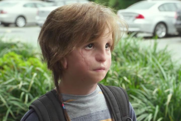 Jacob Tremblay in Wonder (2017)