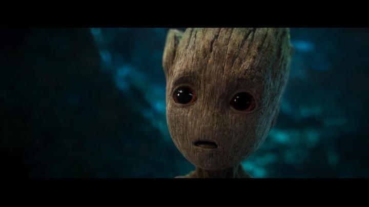 Vin Diesel in Guardians of the Galaxy Vol. 2 (2017)