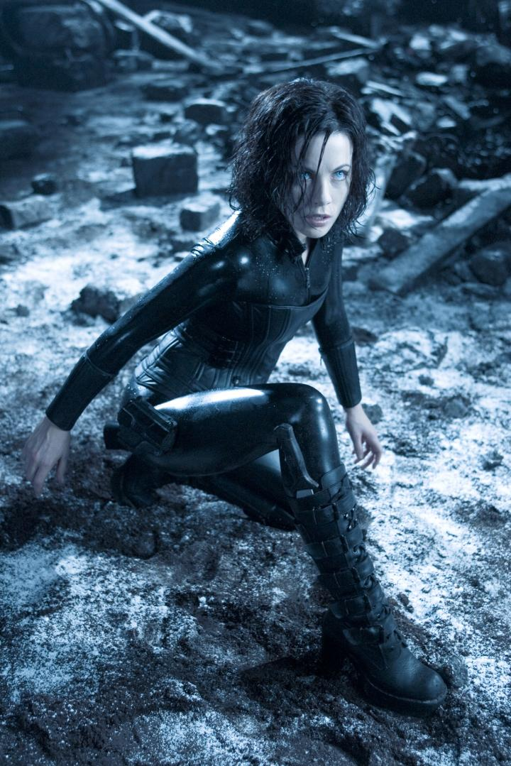 Kate Beckinsale in Underworld: Evolution (2006)