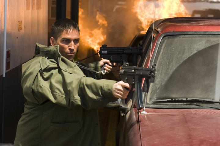 Jim Caviezel in Deja Vu (2006)
