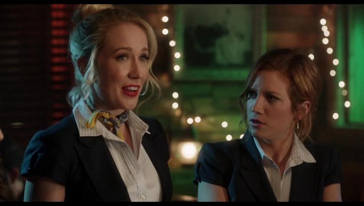 Brittany Snow and Anna Camp in Pitch Perfect 3 (2017)