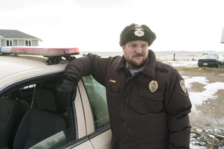 Mark Forward in Fargo (2014)
