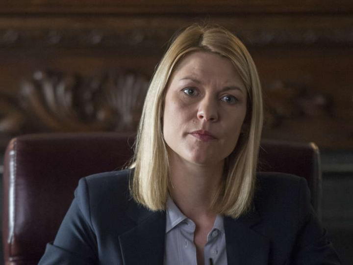Claire Danes in Homeland (2011)