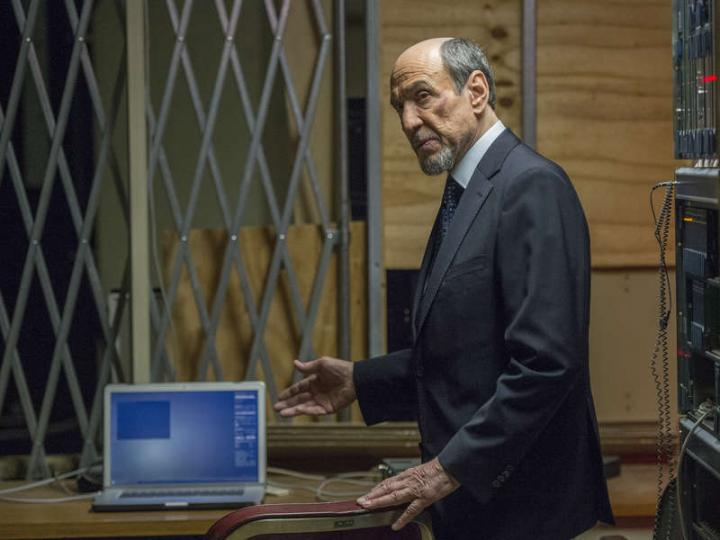 F. Murray Abraham in Homeland (2011)