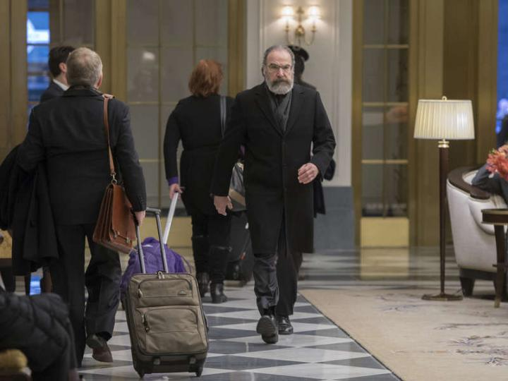 Mandy Patinkin in Homeland (2011)