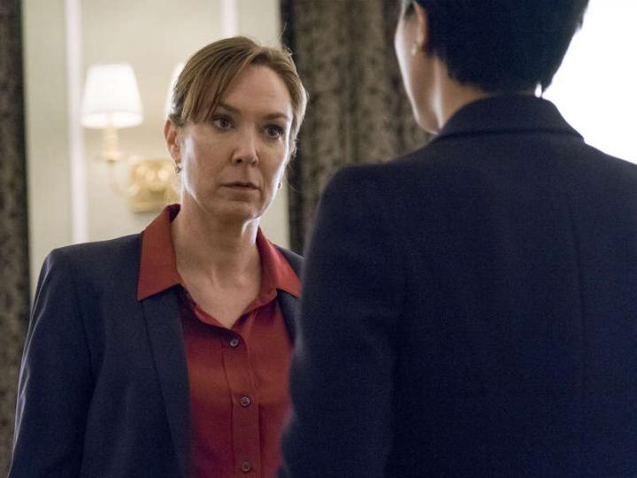 Elizabeth Marvel in Homeland (2011)