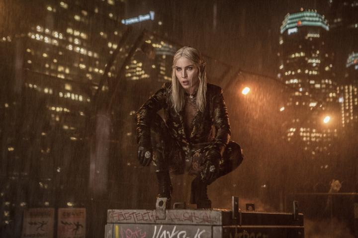 Noomi Rapace in Bright (2017)