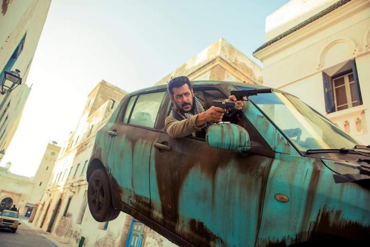Salman Khan in Tiger Zinda Hai (2017)