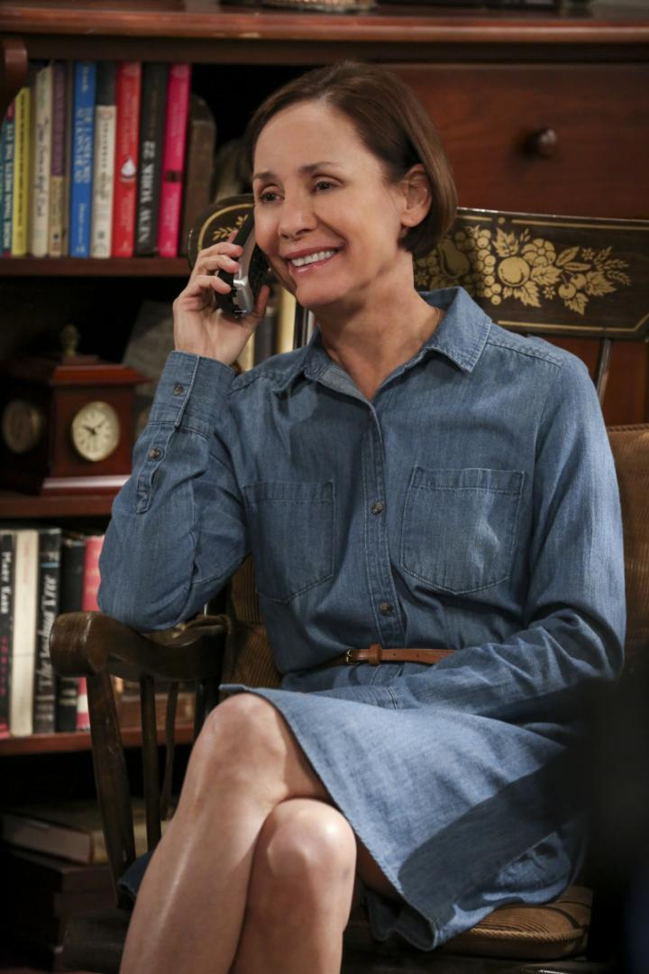 Laurie Metcalf in The Big Bang Theory (2007)