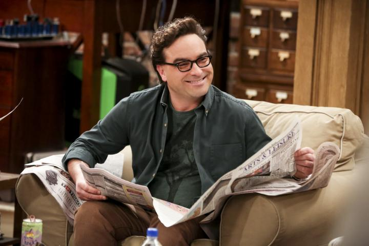 Johnny Galecki in The Big Bang Theory (2007)