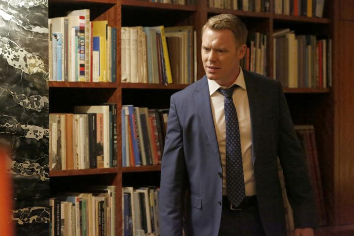 Diego Klattenhoff in The Blacklist (2013)