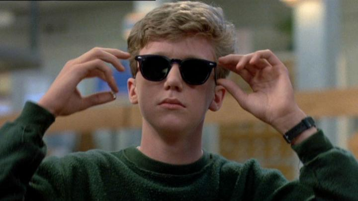 Anthony Michael Hall in The Breakfast Club (1985)