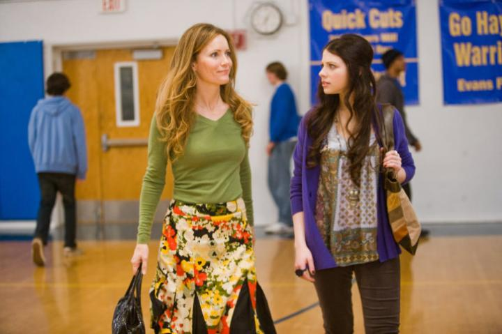 Leslie Mann and Michelle Trachtenberg in 17 Again (2009)