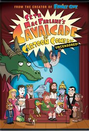 Cavalcade of Cartoon Comedy