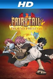Fairy Tail: Priestess of the Phoenix