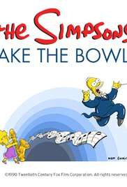 The Simpsons Take the Bowl