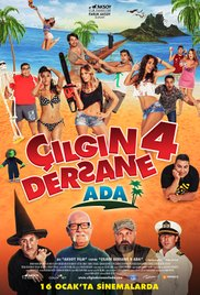 Çilgin Dersane 4: Ada