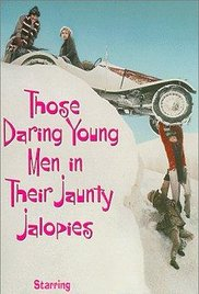 Those Daring Young Men in Their Jaunty Jalopies