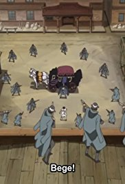 Sanji Comes Back! Crash! The Tea Party from Hell!