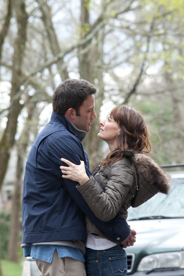 Ben Affleck and Rosemarie DeWitt in The Company Men (2010)