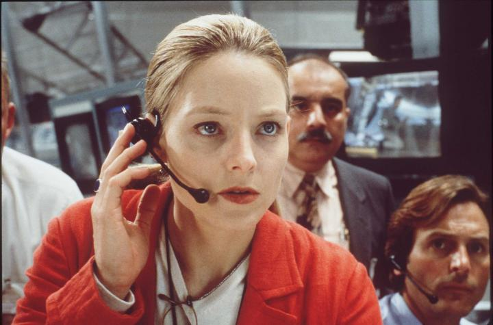 Jodie Foster in Contact (1997)