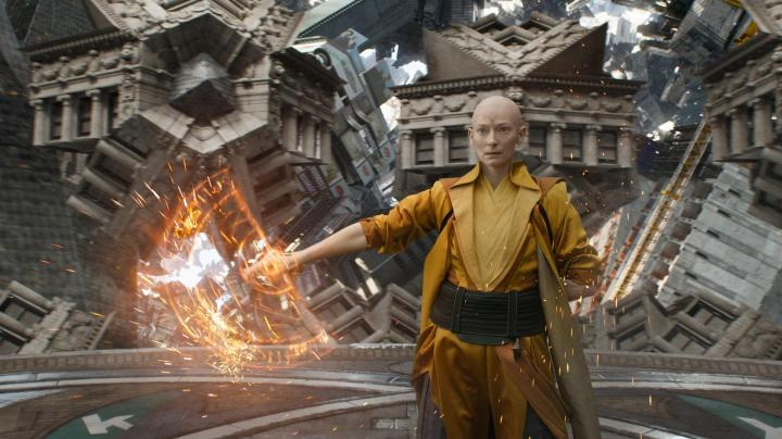 Tilda Swinton in Doctor Strange (2016)