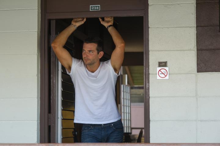 Bradley Cooper in Aloha (2015)