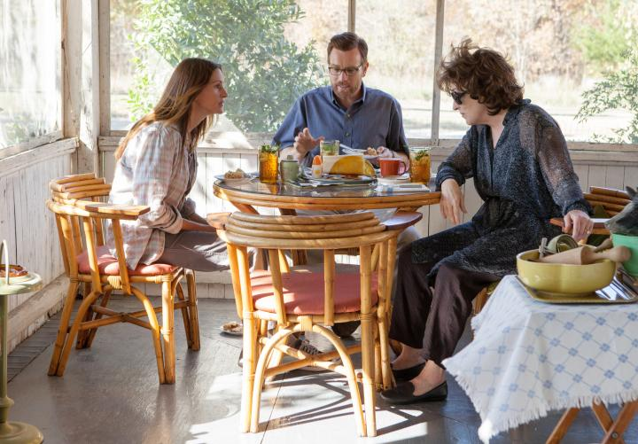 Ewan McGregor, Julia Roberts, and Meryl Streep in August: Osage County (2013)
