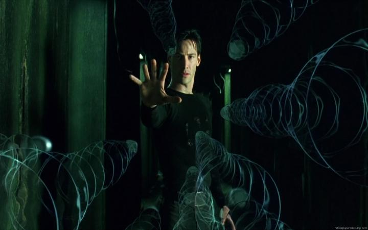 Keanu Reeves in The Matrix (1999)
