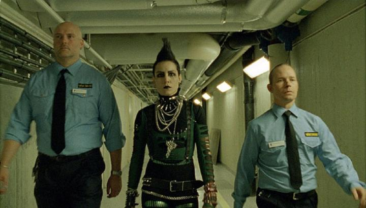 Noomi Rapace in The Girl Who Kicked the Hornet's Nest (2009)