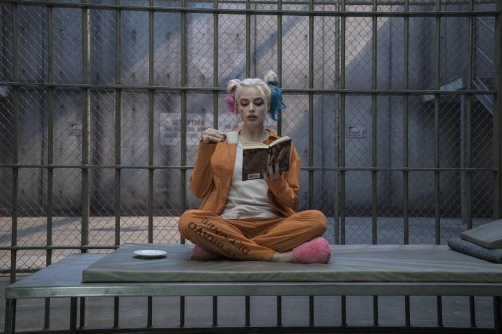 Margot Robbie in Suicide Squad (2016)
