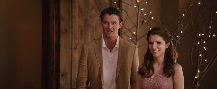 Anna Kendrick and Thomas Cocquerel in Table 19 (2017)