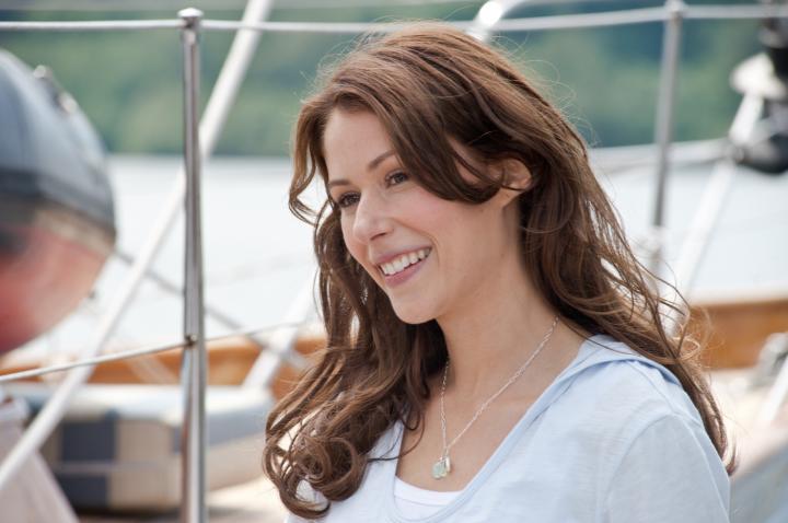 Amanda Crew in Charlie St. Cloud (2010)