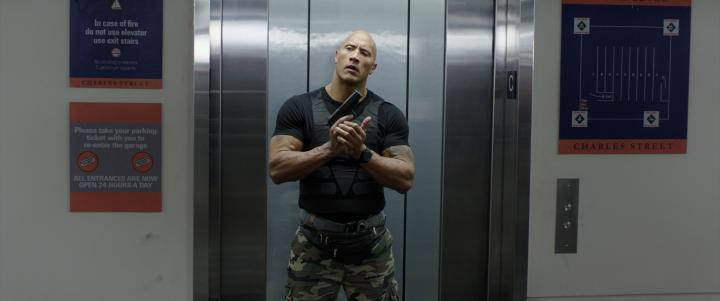 Dwayne Johnson in Central Intelligence (2016)
