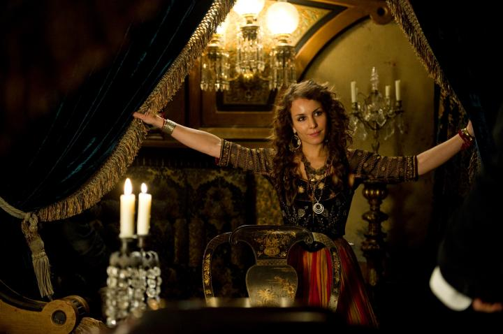 Noomi Rapace in Sherlock Holmes: A Game of Shadows (2011)