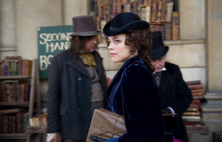 Rachel McAdams in Sherlock Holmes: A Game of Shadows (2011)