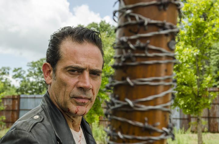 Jeffrey Dean Morgan in The Walking Dead (2010)