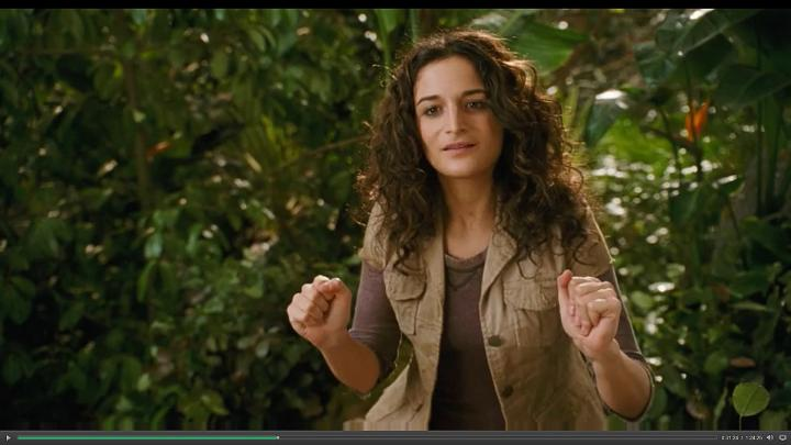Jenny Slate in Alvin and the Chipmunks: Chipwrecked (2011)