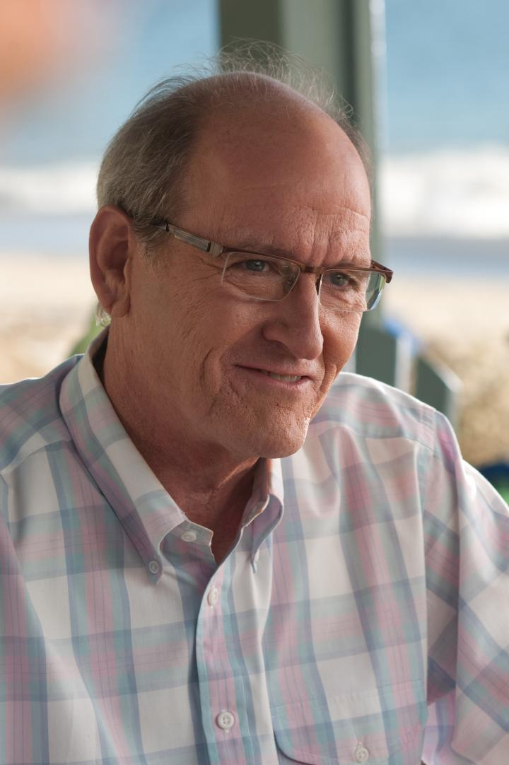 Richard Jenkins in Friends with Benefits (2011)