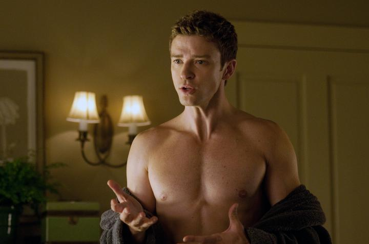 Justin Timberlake in Friends with Benefits (2011)