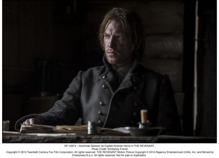 Domhnall Gleeson in The Revenant (2015)