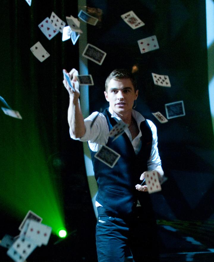 Dave Franco in Now You See Me (2013)