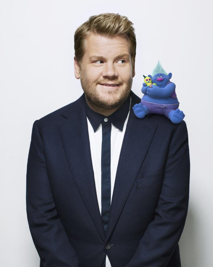 James Corden in Trolls (2016)