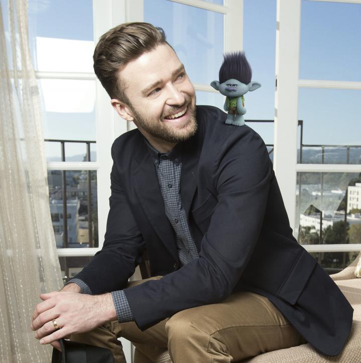 Justin Timberlake in Trolls (2016)