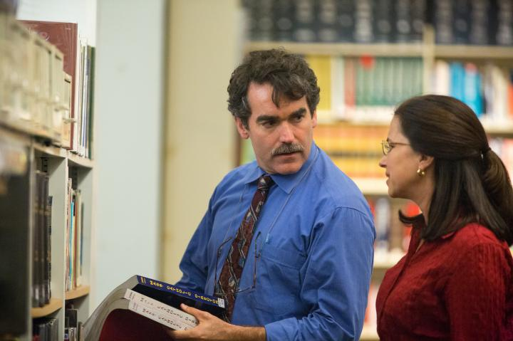 Brian d'Arcy James in Spotlight (2015)