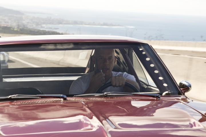 Vin Diesel in Furious 6 (2013)